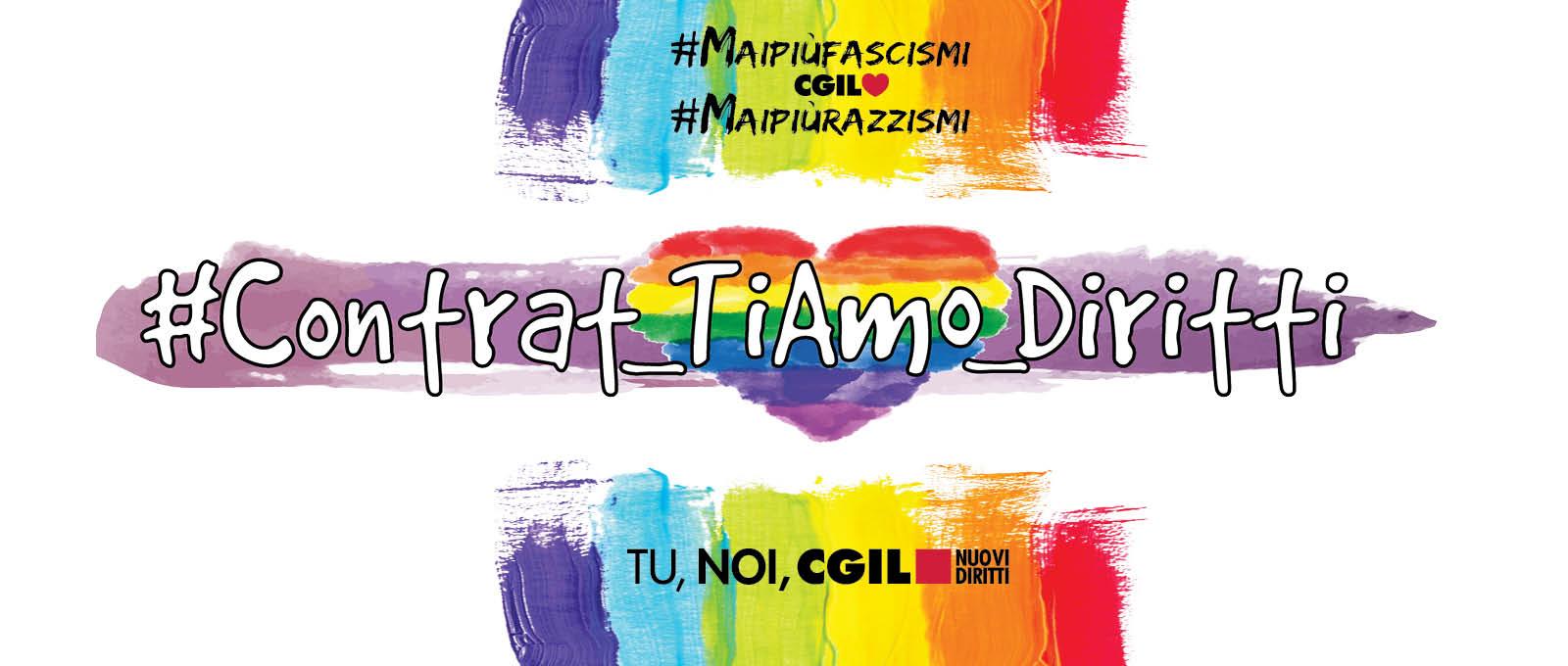 Oggi  i  Pride a Roma, Pavia, Trieste, Messina e Ancona